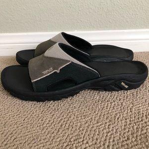 23d66a2a69bb Teva Shoes - Teva Men s Katavi Slide Sport Sandals